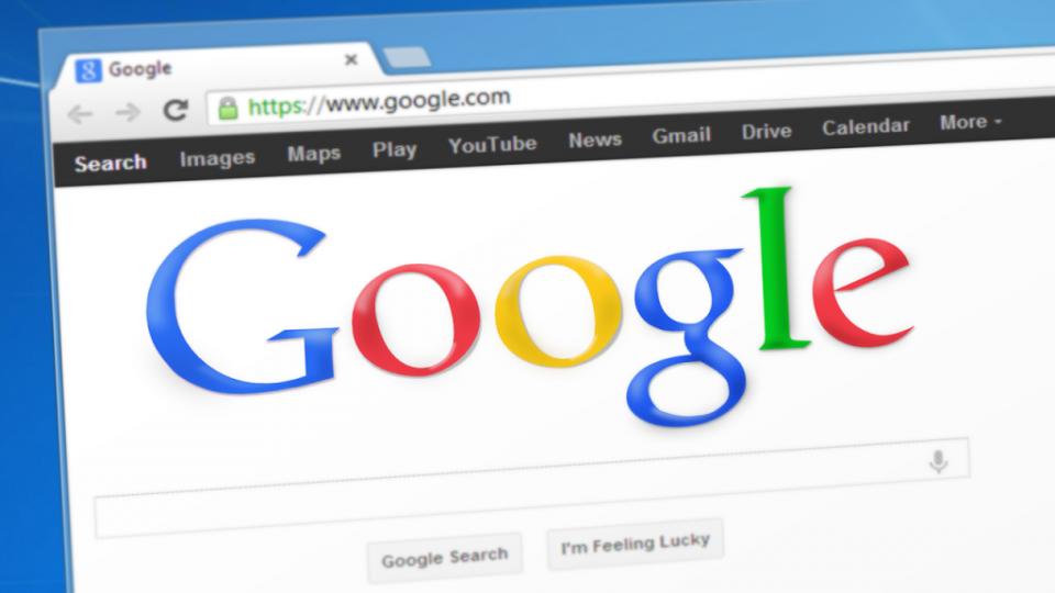 Fake Google Chrome Font Pack Update
