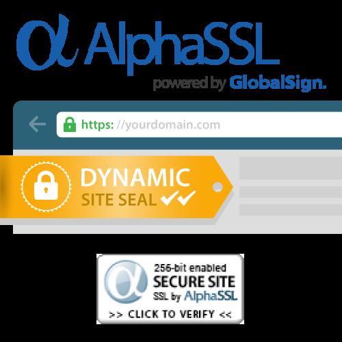 AlphaSSL SSL Certificates