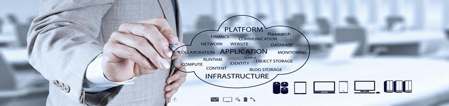 writing IT platform names