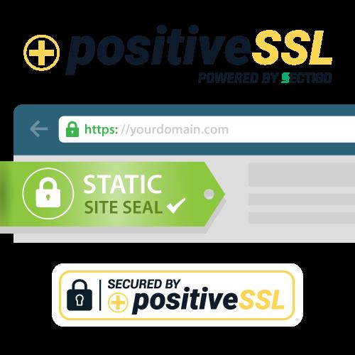 PositiveSSL DV SSL Certificate