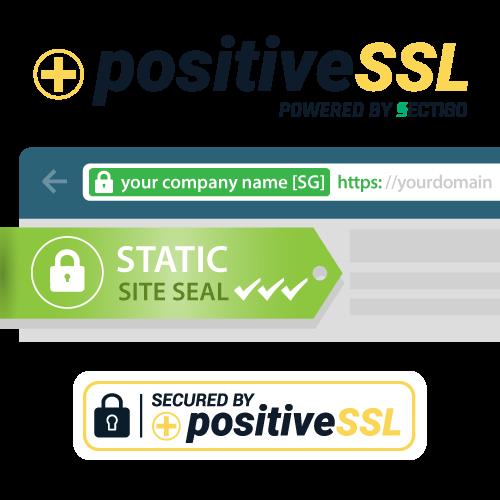 PositiveSSL EV SSL Certificate
