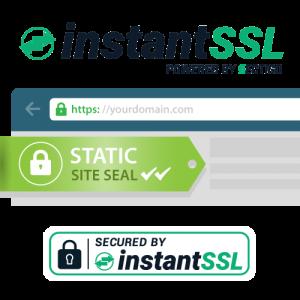 InstantSSL OV SSL Certificate
