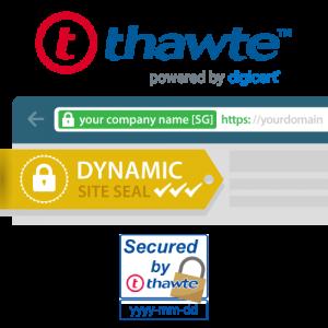 Thawte EV SSL Certificates