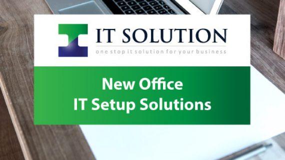 it solution,office setup